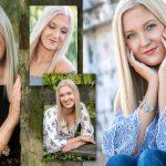 Megan collage