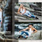 Peyton collage